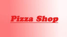 pizza shop, pizza, asporto, pizza la taglio