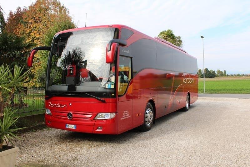 MERCEDES TOURISMO EURO 6
