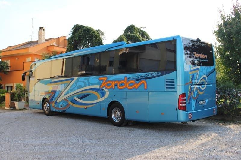 MERCEDES TOURISMO EURO 4