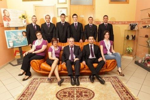 Lo Staff della Ditta Lucenti