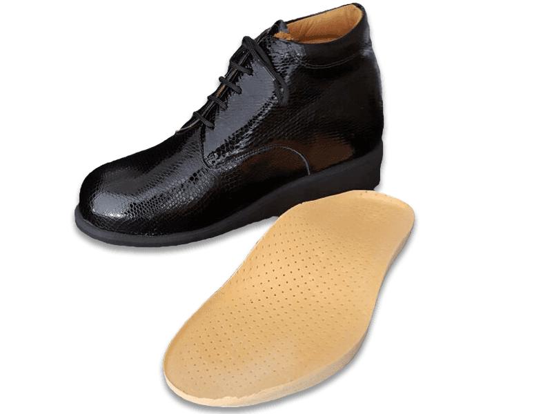 realizzazione scarpe e plantari ortopedici