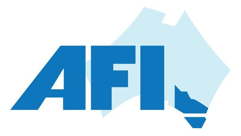 australian foundry institute victoria afi logo