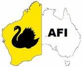 australian foundry institute wa afi logo