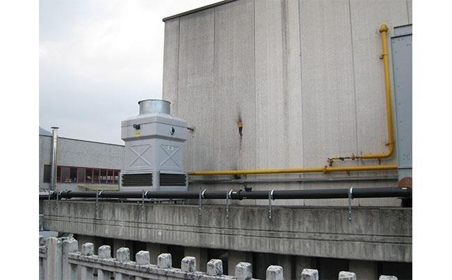 Torre evaporativa