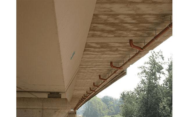 Scarico acque PVC tangenziale Borgomanero 1° Lotto