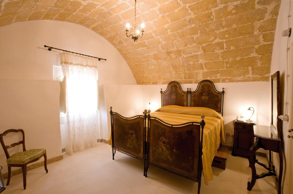 Le camere - Alberghi Gallipoli