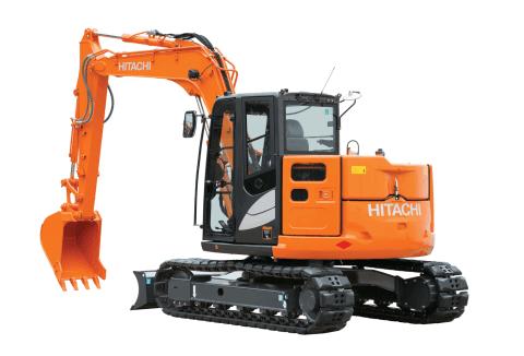 Ricambi macchine movimento terra Hitachi
