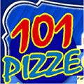 PIZZERIA 101 PIZZE - LOGO