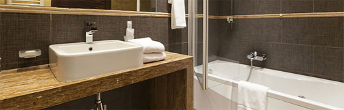 Bathroom redesigning service provided in Milford, OH