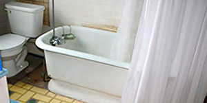 Remodeling service provided for bathroom in Milford, OH