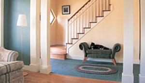 Living room remodeled by experts in Milford, OH