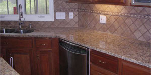 Kitchen remodeling done by our team in Milford, OH