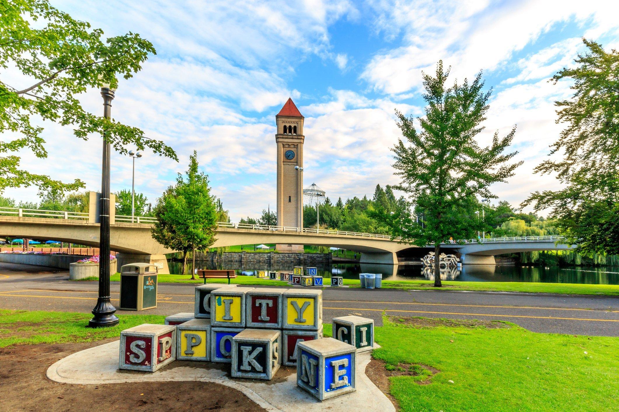 Spokane City Resources