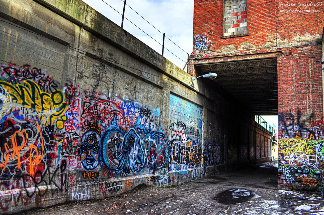 A Guide To Graffiti Power Relay Urbex