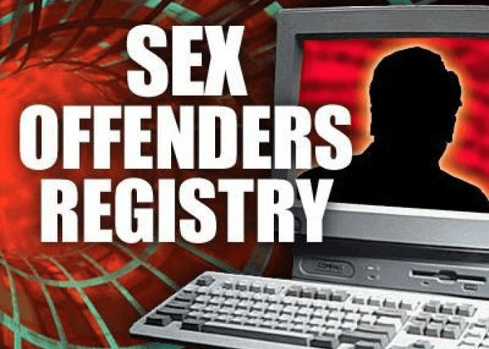 Sex offenders registries