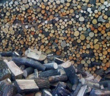 legna da ardere