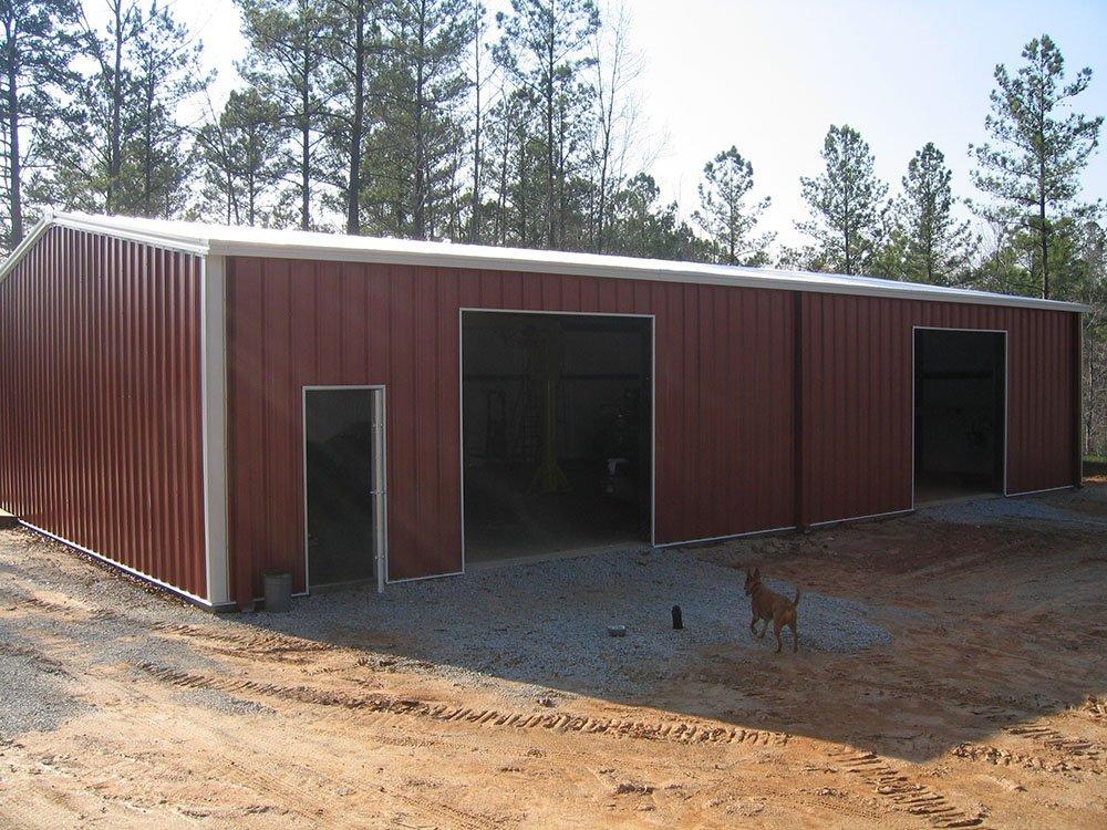 Steel Construction Building Fernandina Beach, FL