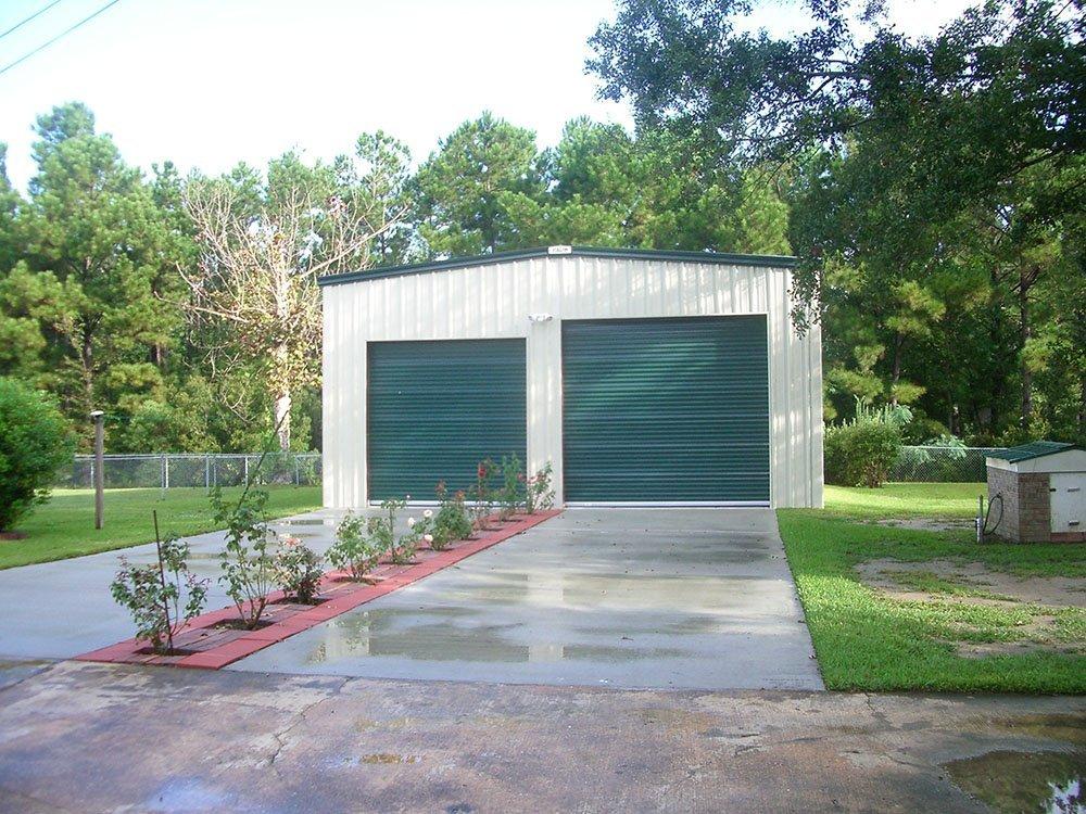 Commercial Steel Buildings Jacksonville, FL