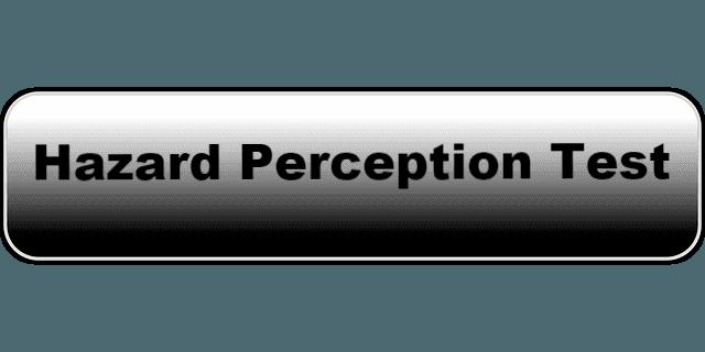 practice hazard perception test