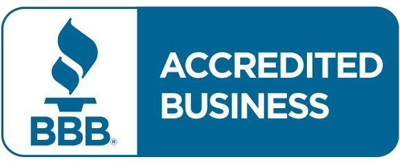 BBB Accredited Buisness logo