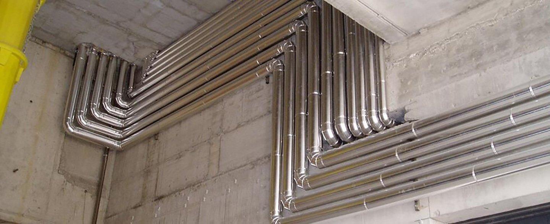 tubi impianto di riscaldamento