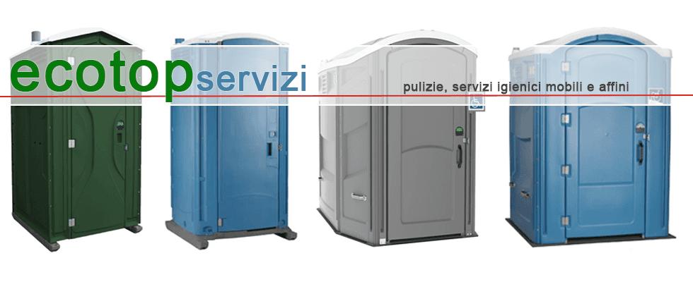 Noleggio Servizi Igienici - Ecotop Servizi - Grosseto