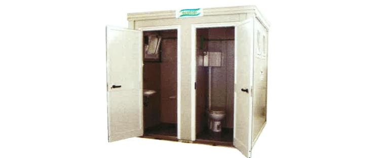 Bagno Chimico Box Servizi Modulari - Grosseto