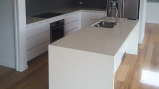 Granite kitchen benches in a variety of colours