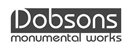dobsons monumental works home logo