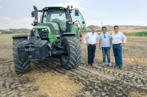 vendita trattori nuovi