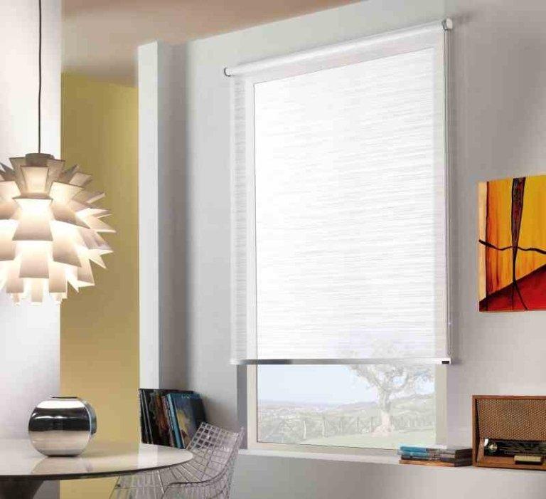 Tende a rullo como idea casa - Oscurare vetro porta ...