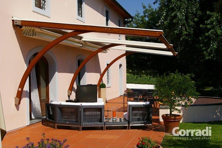 Pergotende Corradi - Como - Idea Casa