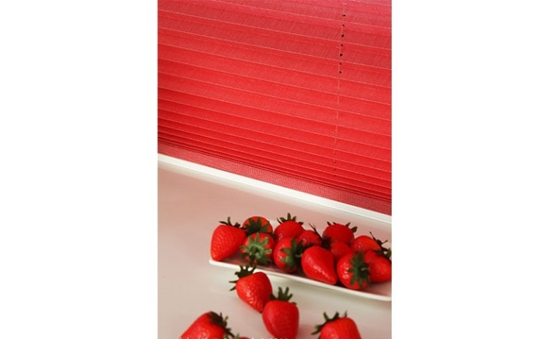 plissè rossa
