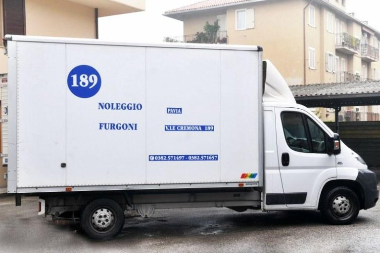 Noleggio furgone