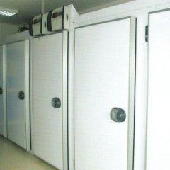 Celle frigorifere con pannelli modulari in lamiera