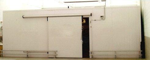 magazzino frigorifero