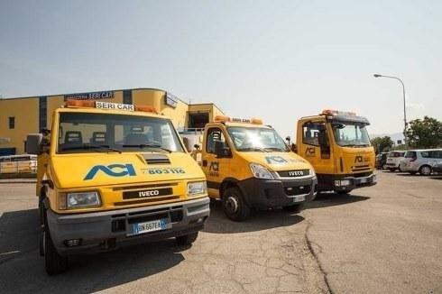 Mezzi per il soccorso stradale