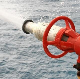 Marine fire protection