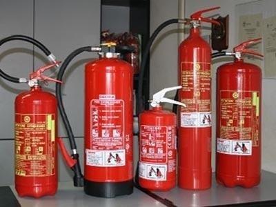 Dotazioni antincendio