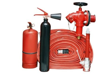 Marine fire protection systems