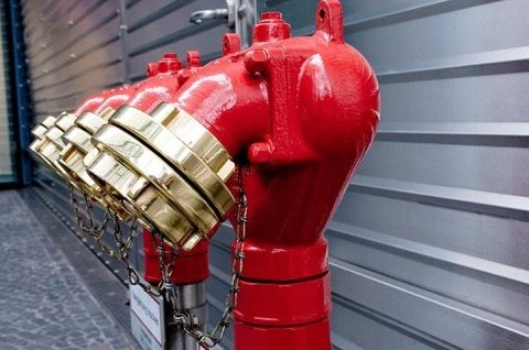 fixed fire protection systems