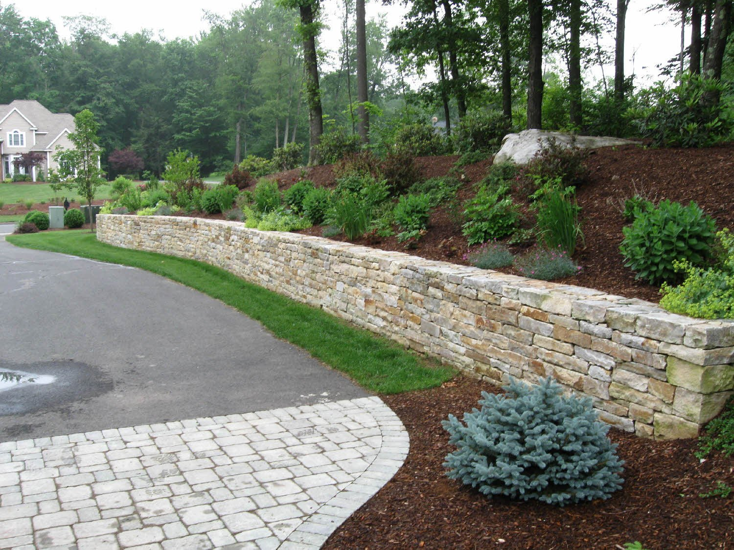 Testimonials creative landscape design bethlehem ct for Creative landscape design