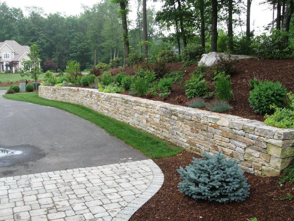 Creative landscape design landscape bethlehem ct for Creative landscape design
