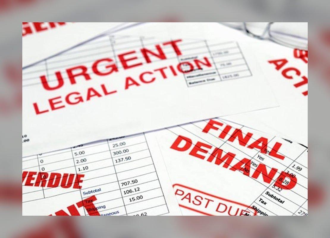 Urgent legal documents