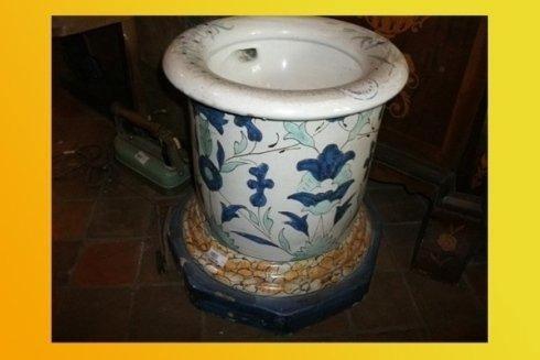 vaso da collezione antico