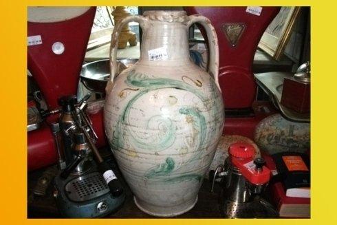 vaso ad anfora di antiquariato