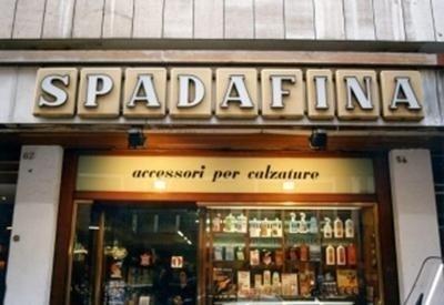 Entrata del negozio SPADAFINA