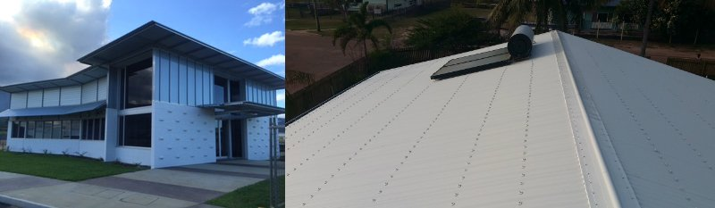 fnq roofing solutions innovative industrial roofing