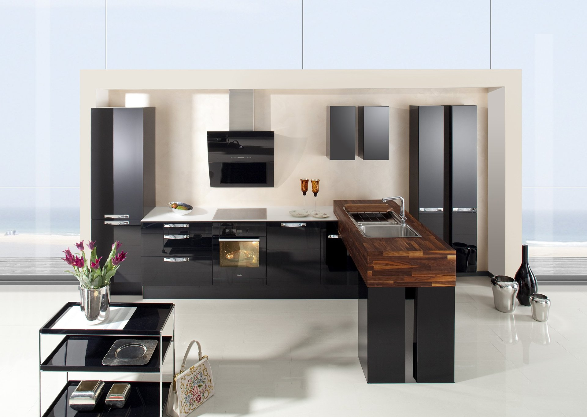Rempp uk bespoke top range german kitchens for Best german kitchen cabinets