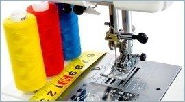 macchina cucito industriale